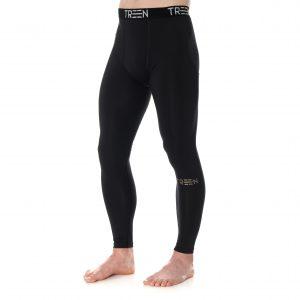 spodenki termoaktywne męskie długie czarne