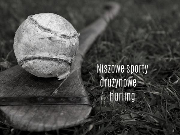 hurling stick and ball